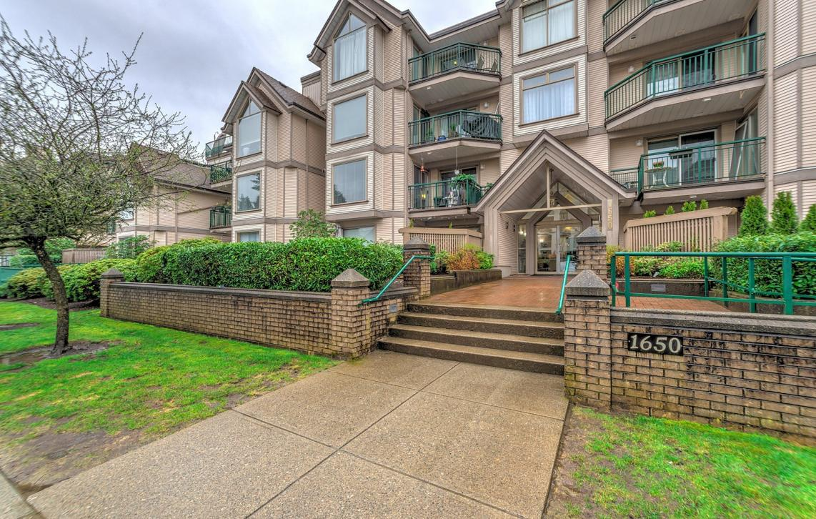 105 - 1650 Grant Avenue, Glenwood PQ, Port Coquitlam