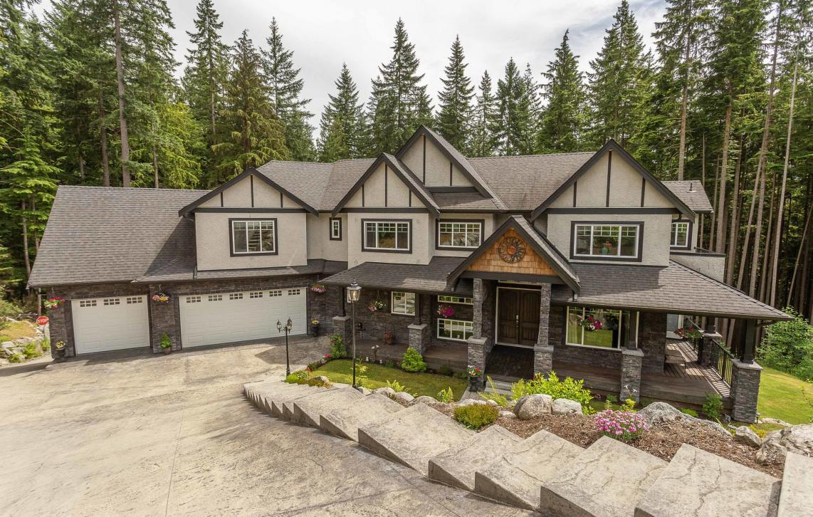 1408 Crystal Creek Drive, Anmore, Port Moody
